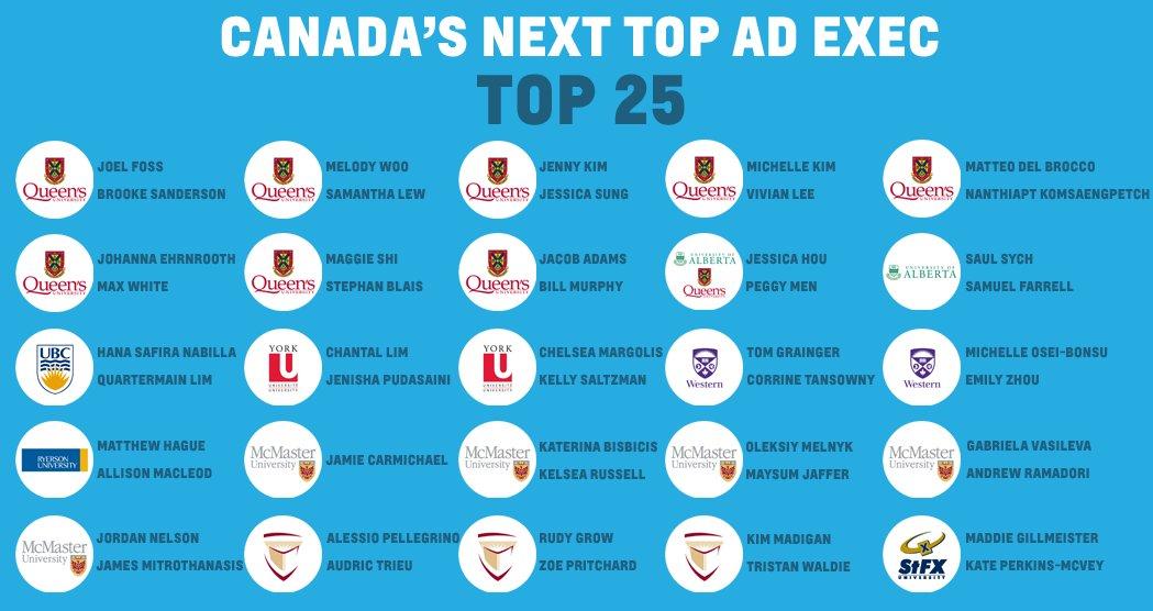 Canada's Next Top Ad Exec